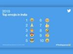 দেখুন ২০১৯ সালে ভারতে ট্যুইটারে সর্বাধিক ব্যবহৃত ইমোজিগুলি