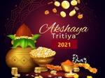 Akshaya Tritiya 2021 :  সুখ-সমৃদ্ধির জন্য অক্ষয় তৃতীয়ায় রাশি অনুযায়ী এই জিনিসগুলি দান করুন!