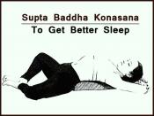 World sleep day 2021 : ঘুম আসছে না? সমাধান আছে যোগাসনে