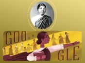 ভারতের প্রথম মহিলা চিকিৎসকের জন্মবার্ষিকী উদযাপন করল গুগল ডুডল