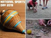 জাতীয় ক্রীড়া দিবস : জেনে নিন কিছু ঐতিহ্যবাহী খেলা যা বিলুপ্তির পথে