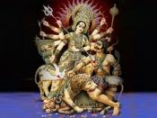 মহালয়া ২০২০ : কেন মা দুর্গাকে 'মহিষাসুরমর্দিনী' বলা হয়?
