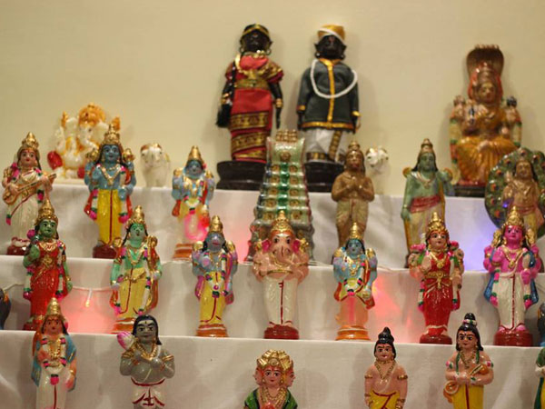 navratri celebrated