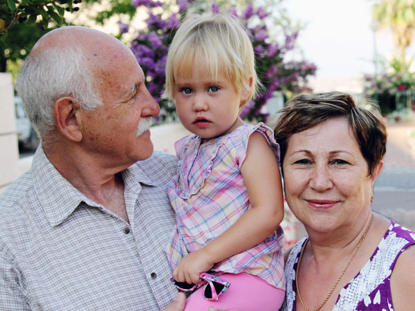 Grandparents Should Not Parent Grandchild