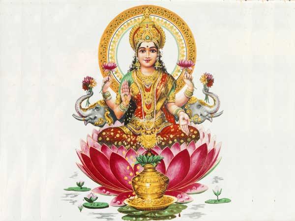 Kanakadhara Stotram To Chant On Akshaya Tritiya
