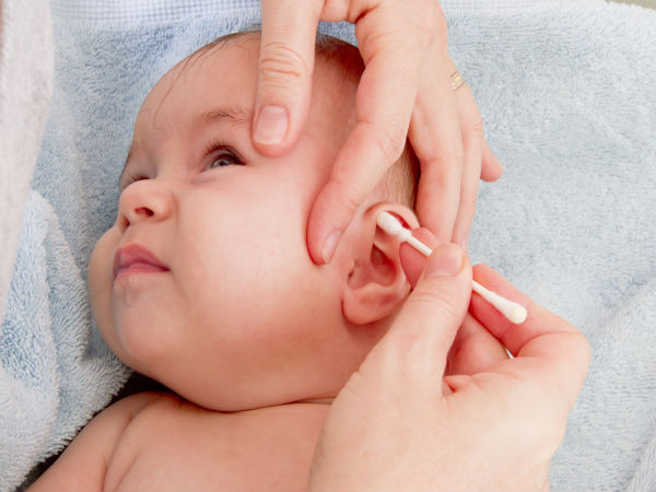 Earwax In Toddler