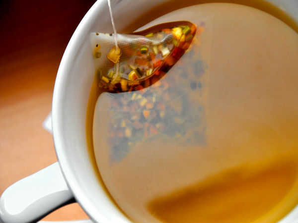 Drinking Tea Can Cause Skin To Darken