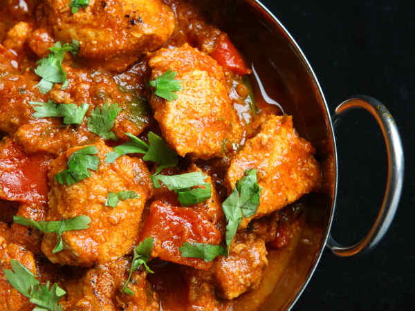 Spicy Chicken Curry Recipe In Naga Style