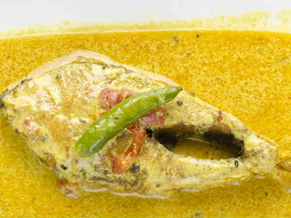 Ilish Er Tel Jhol Recipe