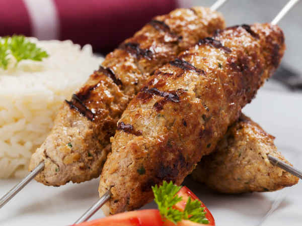 Eid Special Grilled Turkish Kofta Kebab Recipe