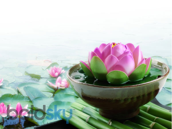 Hindu Gods Flowers