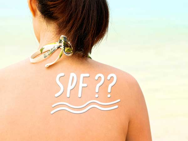 Wondered What Spf On Your Sunscreen Implies