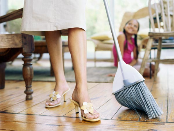 Finishing Daily Chores May Help People Live Longer Study