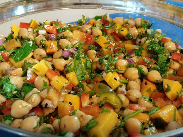 Multiple Health Benefits Of Chick Peas