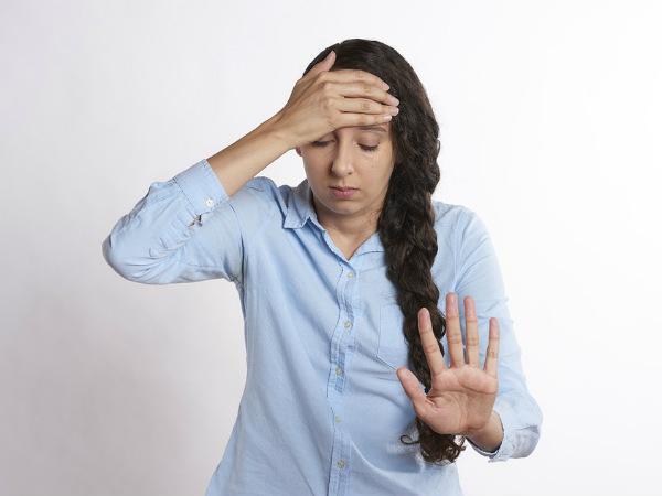 ৬. ক্রনিক মাথা যন্ত্রণায় আক্রান্ত হওয়ার আশঙ্কা থাকে :