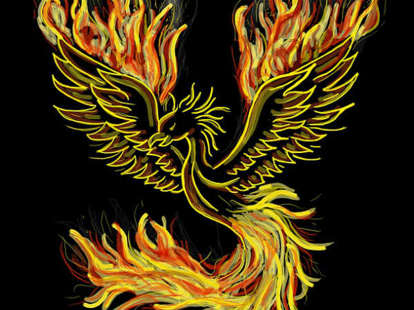 Success And The Phoenix Symbol In Feng Shui