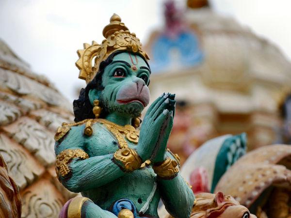How To Worship Lord Hanuman On Saturday