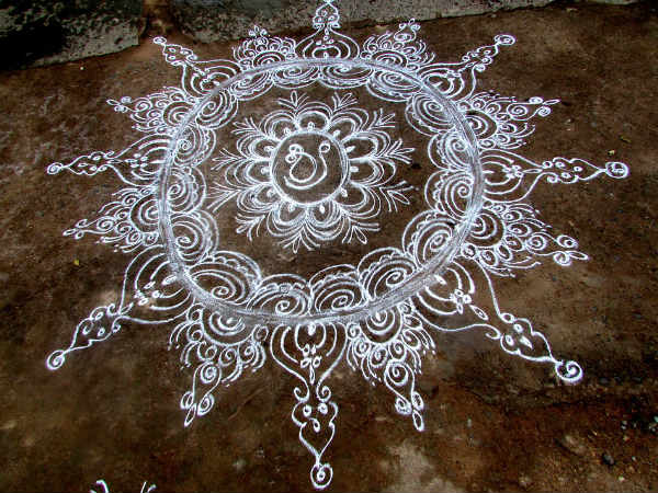 Ancient Reasons Why Making Rangoli Is Spiritually Healthy