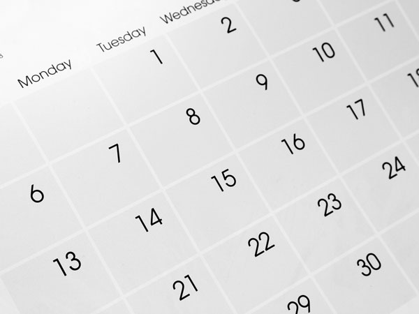 Which Day Of The Week Is Good And Bad For You