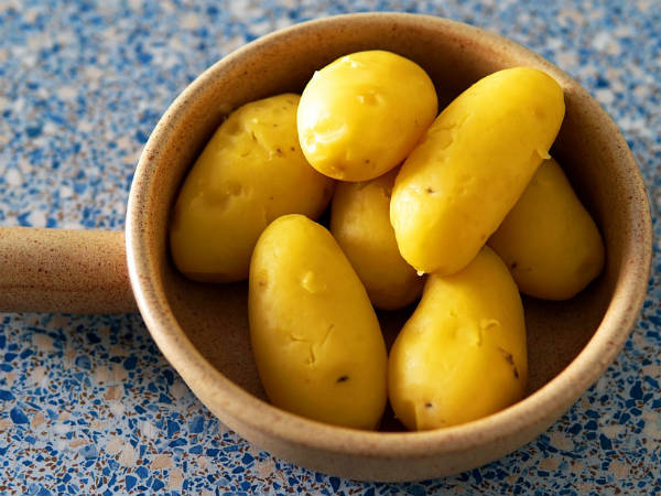 6 Incredible Benefits Of Boiled Potatoes