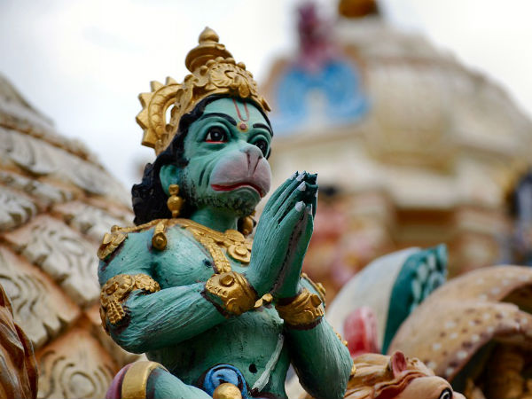 Worshiping Hanuman During Shravan Reduces The Impact Of Lord Shani Sade Sati