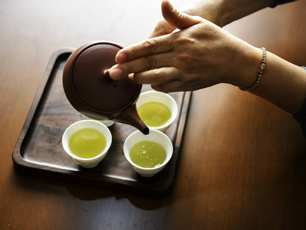 How Does Green Tea Reduce Hair Loss