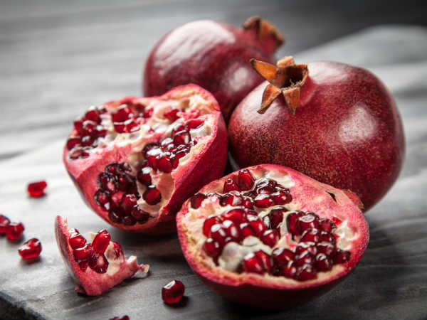 Pomegranate Health Benefits The Fruit Helps Protect Against Plaque Hunger And Certain Cancers