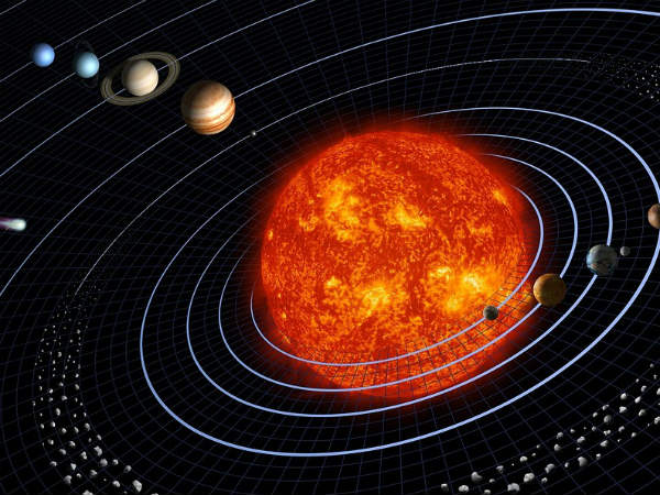 Do You Know How Planets Denotes Diseases