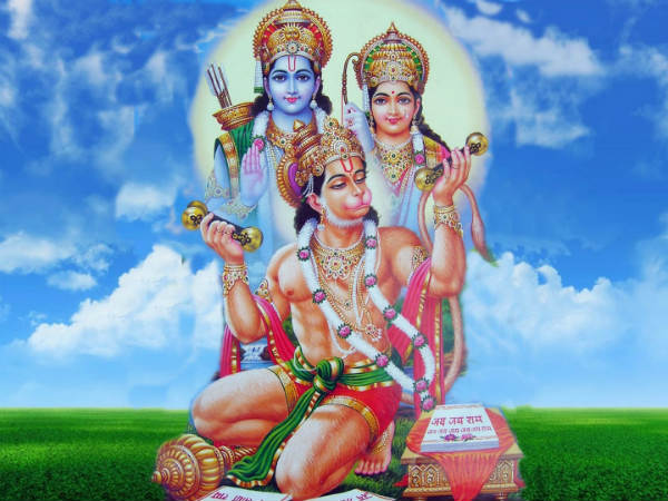 Do You Know That Lord Rama Attempted To Kill Lord Hanuman