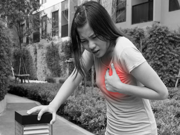 Women More Likely To Die Of Heart Attack Compared To Men