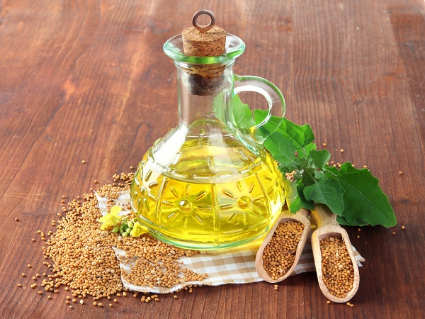 5 Home Remedies Of Mustard Oil