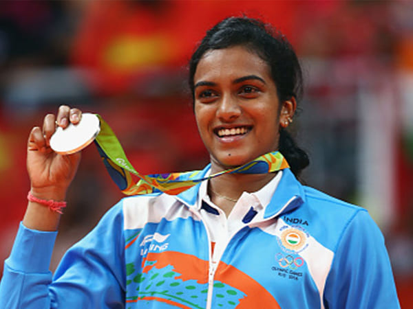 PV Sindhu wins gold medal at BFW