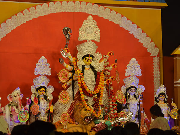 signs that know durga puja is around the corner