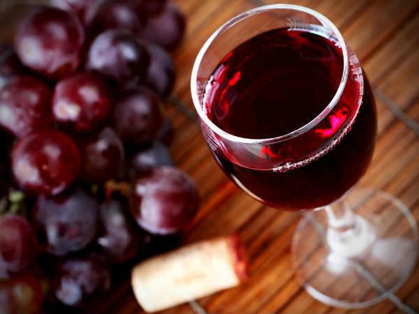 red wine benefits for health