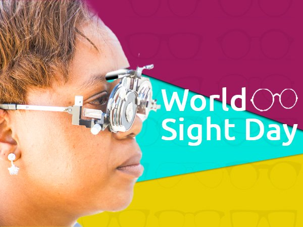 World Sight Day 2019 Date Theme And History