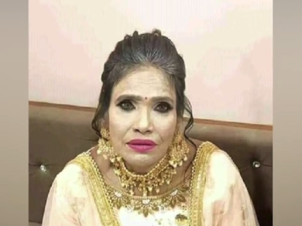 Ranu Mondals Latest Makeup