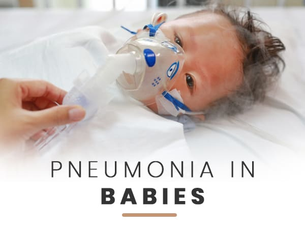 Pneumonia In Babies Symptoms Causes Treatment And Prevention