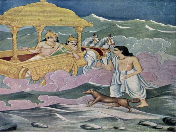 Yudhishthira Refused Heaven For His Dog