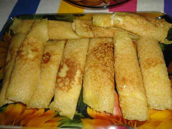 Different types of patishapta recipes