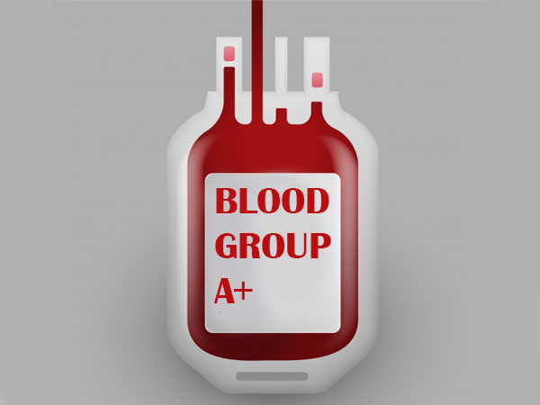 People With Type A Blood Group More Prone To The Disease