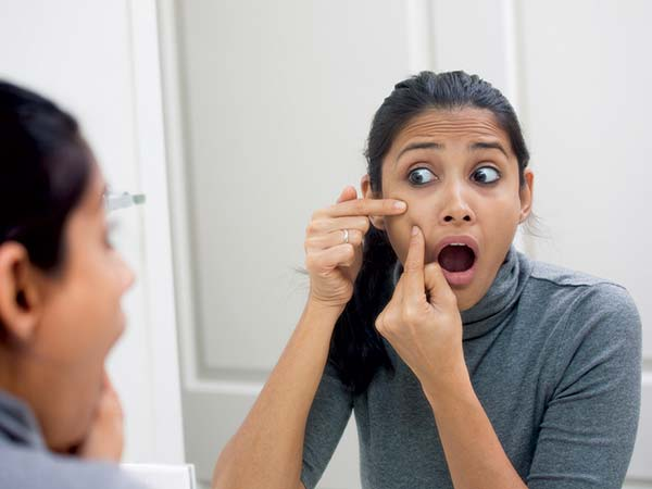 Home Remedies To Cure Pimples For Oily Skin