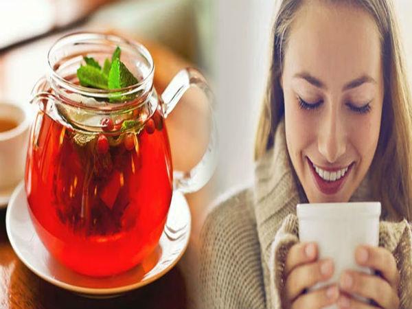 Health Benefits Of Red Tea