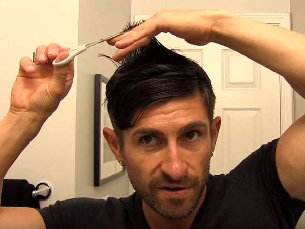 how to haircut yourself during the lockdown at home