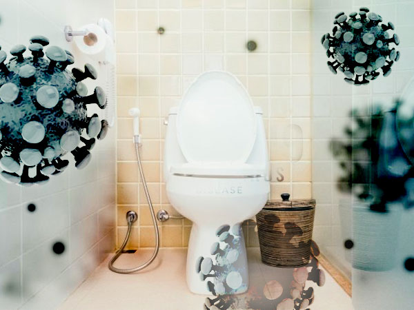 Flushing Toilets Can Spread Coronavirus In The Air Says Study