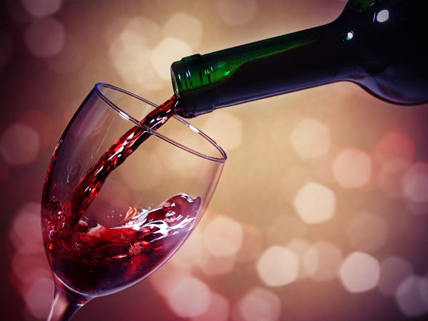 Red Wine Facial Benefits