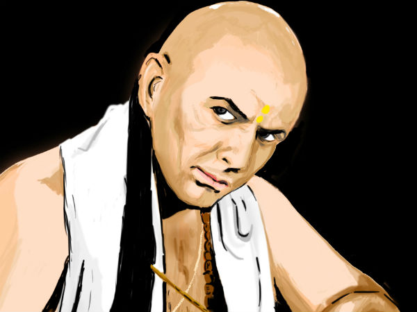 Chanakya Neeti : These people can never become rich