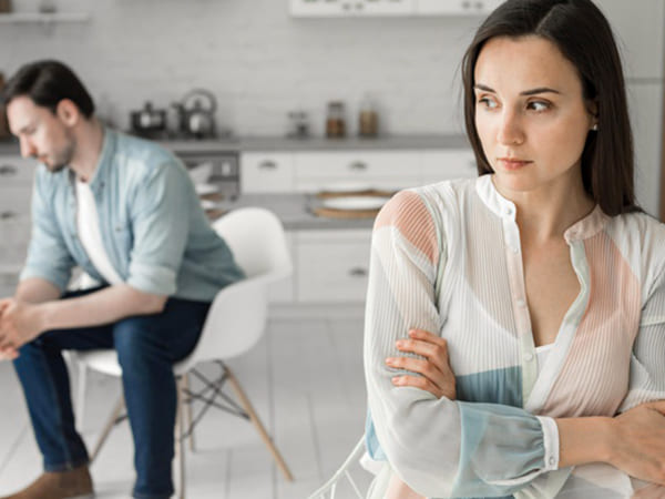 Warning Signs When Your Relationship Lacks Love