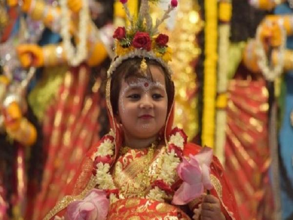 দুর্গাপুজো ২০২০ : কেন করা হয় কুমারী পুজো? জানুন এর কারণ এবং তাৎপর্য