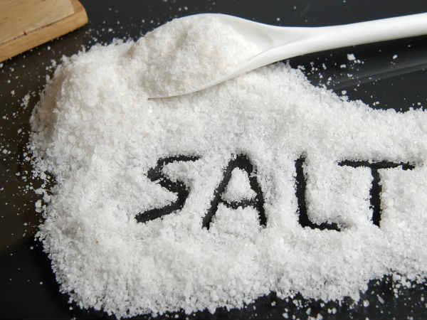 Salt Can Remove Negative Energy And Bad Luck From Your Home, Heres How!