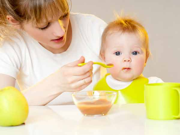 Healthy And Easy Foods For One Year Old Baby